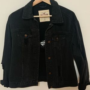 Hollister Denim Jacket. (New)